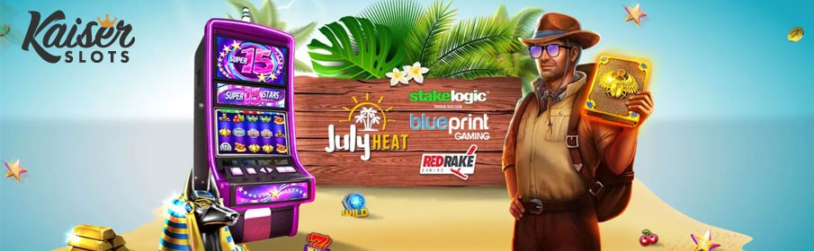 Kaiser Slots Casino - Win a Share of $20,000 Cash Prize