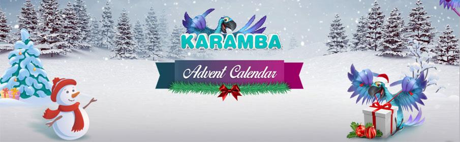 'Advent Calendar' Christmas Promotion at Karamba Casino