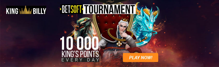 King Billy Casino Tomhorn Tournament