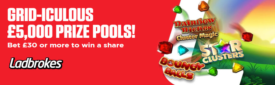 Share a Prize Pool of £5000 Every Week