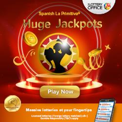 Spanish La Primitiva Lottery Office Offer