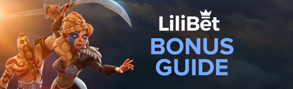 LiliBet Casino Bonus & Promotions