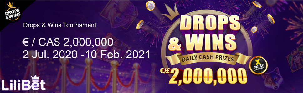 Lilibet Casino Drop Win Offer