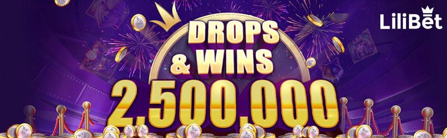 Lilibet Casino Drop Win Offer