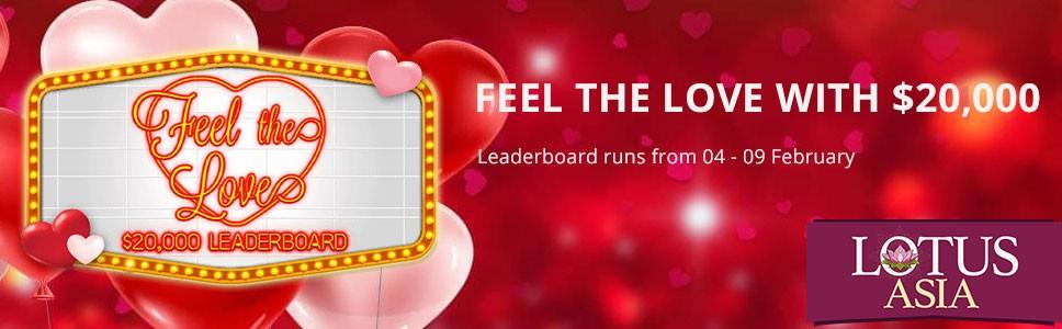 Lotus Asia Casino Anniversay Bonus