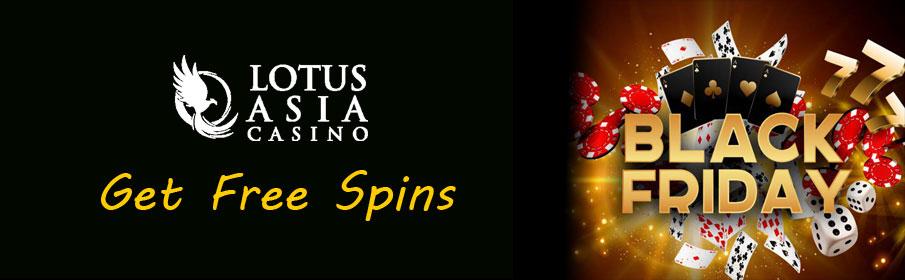 Lotus Asia Casino Thanksgiving Bonus