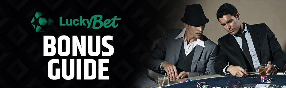 LuckyBet Casino Bonus Promo Codes