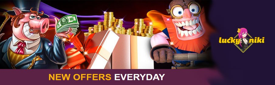 Lucky Niki Casino Daily Picks Promotion