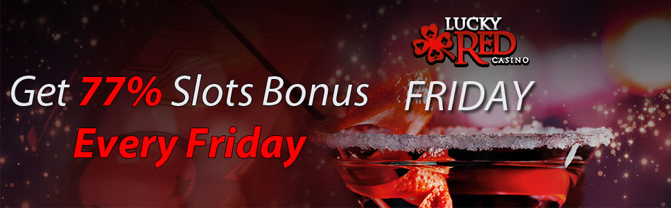 Lucky Red Casino Redeem Coupon