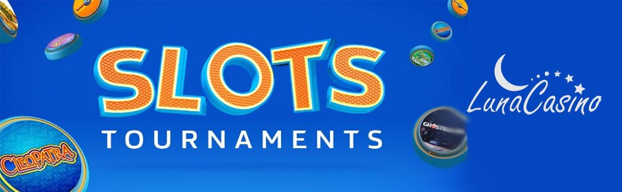 Luna Casino Daily Slots Tournament Bonus