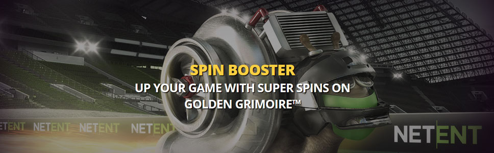 LvBet Casino Spin Booster Promotion