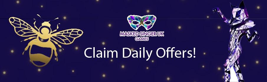 Masked Singer Games UK Casino Daily Picks