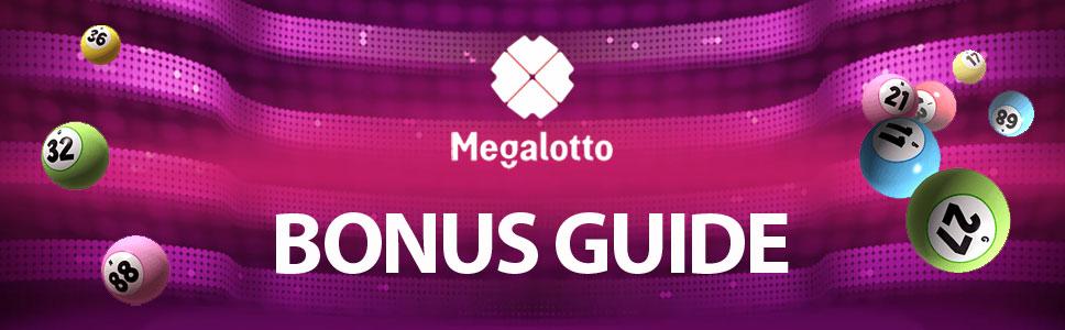 MegaLotto Casino Bonuses & Promotions