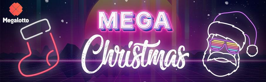 'Mega Christmas' Promotion at Megalotto Casino