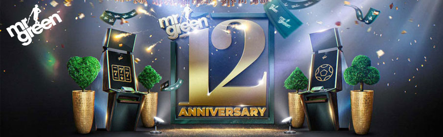 Mr Green Casino Birthday Bonus