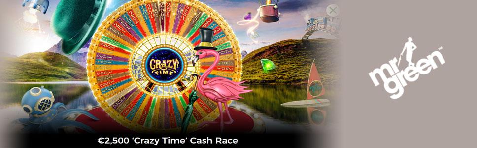 Mr Green Casino Free Money Code 2017