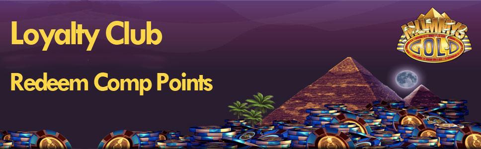 Club Gold Casino Points