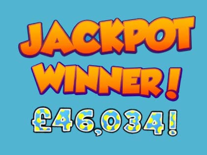 Pocketwin Player Scoops £46k Jackpot Win on Cheese Chase Mobile Slots