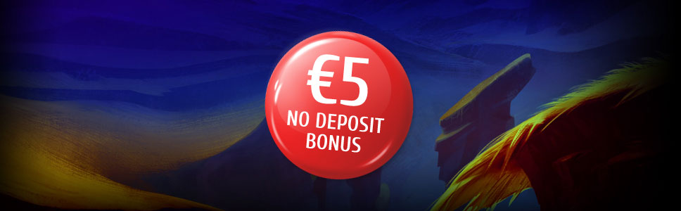 ReloadBet Casino €5 No Deposit Bonus