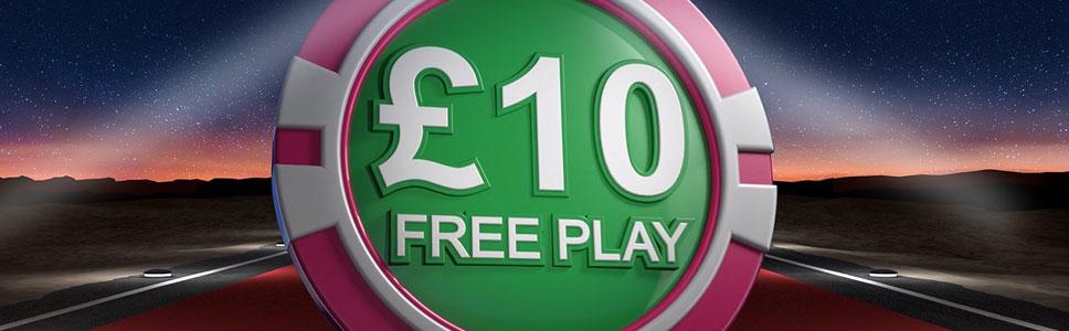 Roxy Palace Casino 10 Freeplay Bonus With No Deposit Required