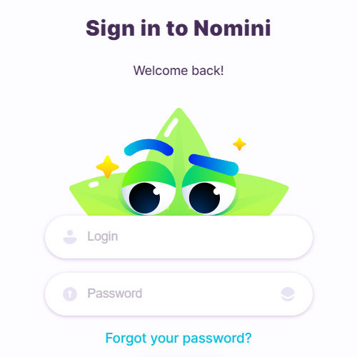 Nomini Casino Sign Up