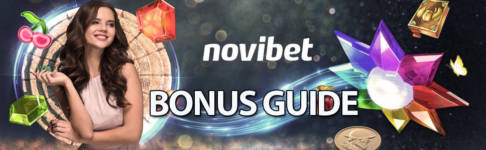 Novibet Casino Bonuses & Promotions