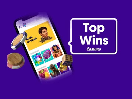 Casumo Casino Pays Out 6 Largest Daily Must Drop Jackpots of September
