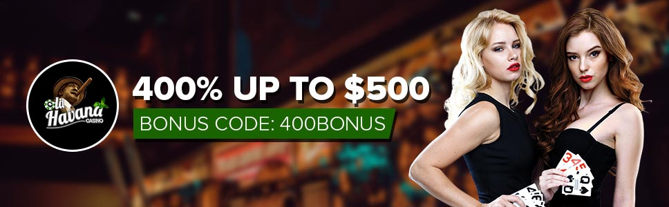 Old Havana Casino Welcome Bonus