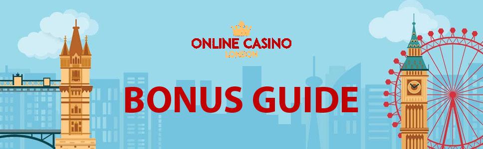 Online Casino London Bonuses & Promotions
