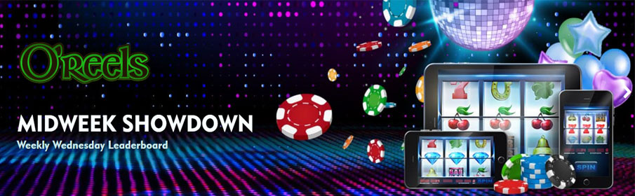 O'Reels Casino Midweek Showdown Bonus