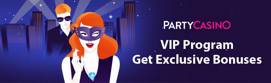 Party Casino VIP Program