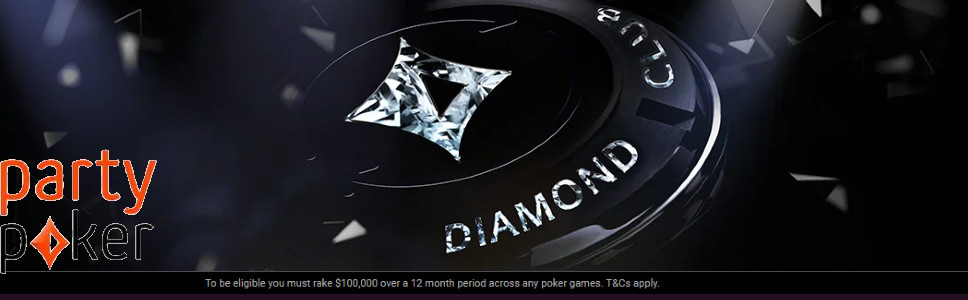 PartyPoker Diamond Club Bonus