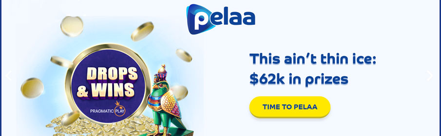 Pelaa Casino Drops & Wins Offer