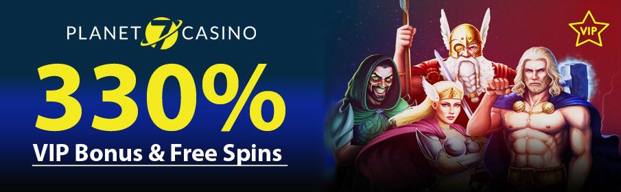 Planet 7 Casino VIP Bonus