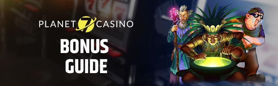 Planet7 Casino Bonuses & Promotions