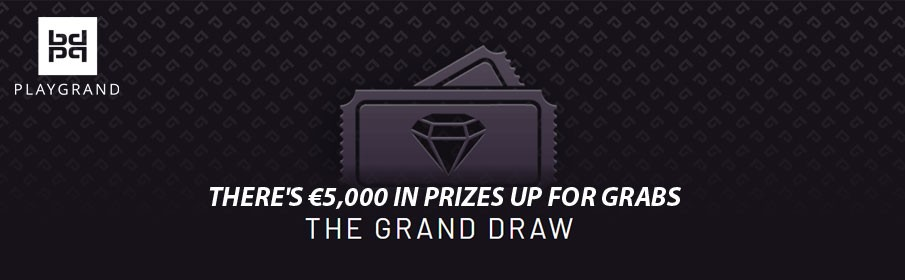 Play Grand Casino The 5K Express Promotion