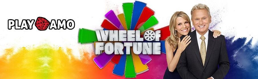 Playamo Casino Wheel of Fortune