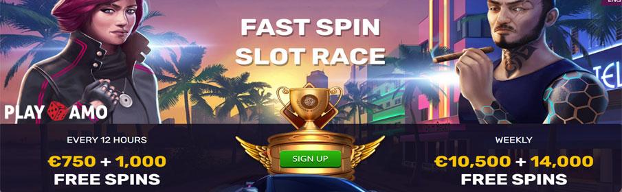 Playamo Casino Tournament