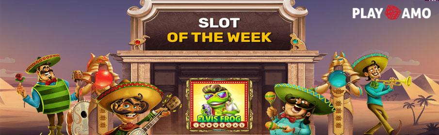 Playamo Casino Slot of the Week Tournament
