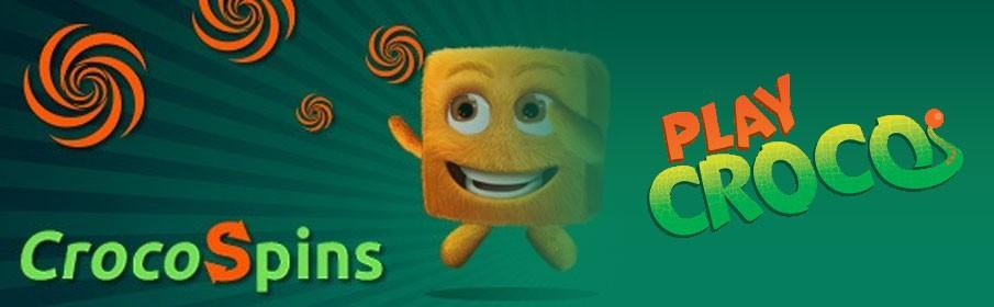 PlayCroco Casino Daily Free Spins Bonus