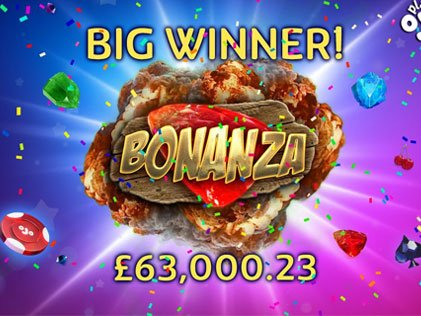 Early Christmas For PlayOJO Player JMCAMP2905 with a  £65,000 win