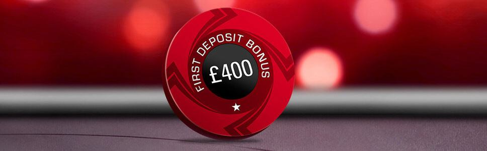 Bonus Pokerstars First Deposit