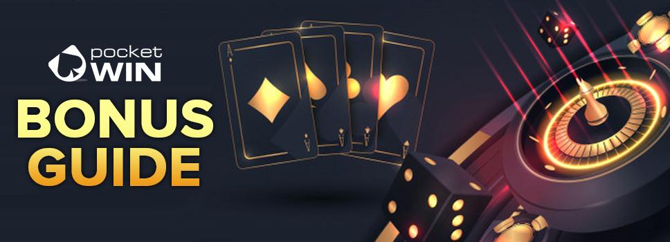 Pocketwin Casino Bonus Codes