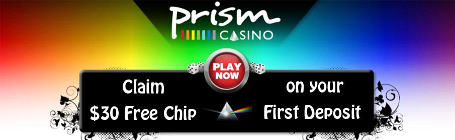 Prism Casino First Deposit Bonus