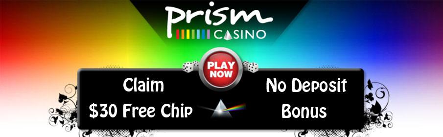 Prism Casino $75 No Deposit Bonus Code