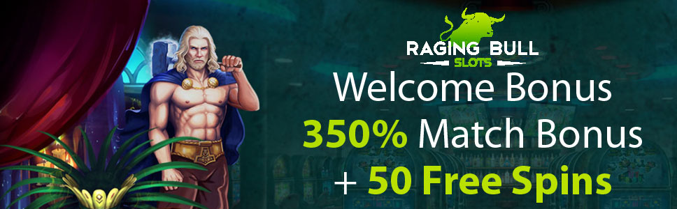 Raging Bulls Slots Premium Welcome Offer
