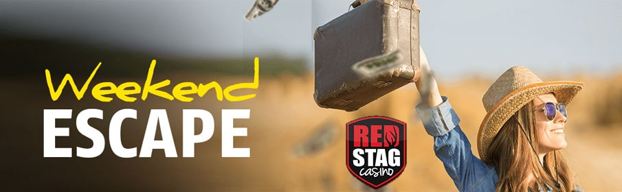 Red Stag Casino Weekend Escape Bonus