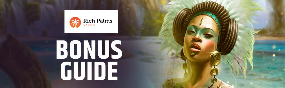 Rich Palm Casino Bonuses & Promotions