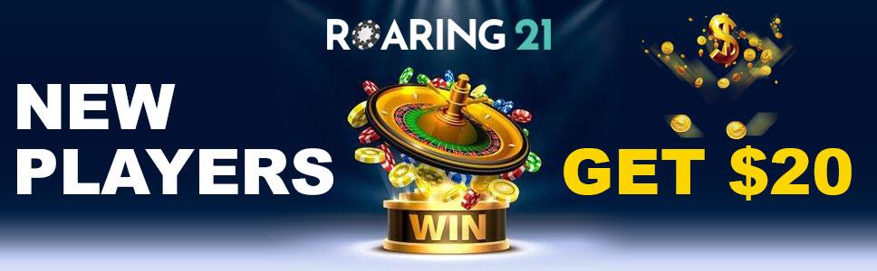 Roaring 21 No Deposit