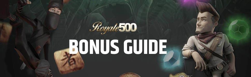 Royale500 Casino Bonus & Promotions